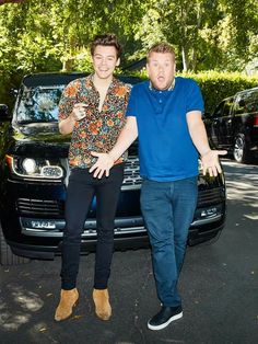 #carpoolharryoke #LateLateStyles Oh my gosh! I can't wait! It comes out today!