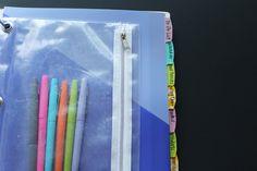 My Teacher Style// organization// teacher binder