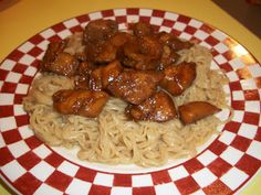Yoshida Chicken w/ Top Ramen Noodles | Lark's Country Heart (I want to try this)