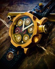 Man Watches, Wood Watch, Clocks, Arm, Bronze, Candy, Accessories, Wristwatches, Watches