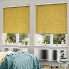 Choices Harrow Mimosa Gold Roller Blind from Blinds Black Roller Blinds, Black Blinds, House Blinds, Blinds For Windows, Window Blinds, Home Interior, Interior Decorating, Interior Design, Home Renovation