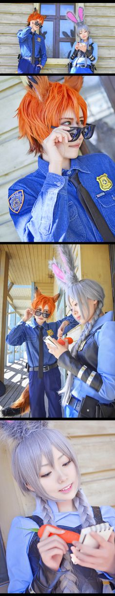 Zootopia - MonkeyD66(Monkey_D_66) Judy Hopps Cosplay Photo - Cure WorldCosplay