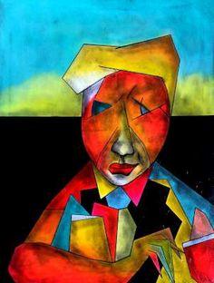 Obra de Arte de Paulo Themudo