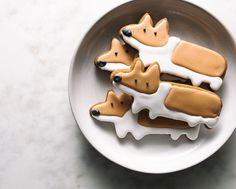Gingerbread Corgi Cookie Recipe