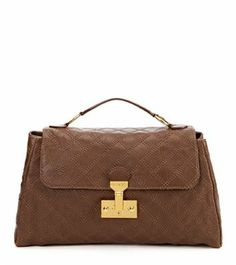 Marc Jacobs Collection Minetta Quilted Shoulder Bag
