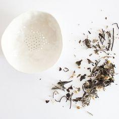 Sweet & quirky handmade ceramics handmade in Minneapolis, MN. Wabi Sabi, Ceramic Clay, Ceramic Pottery, Afternoon Delight, Pottery Techniques, Tea Strainer, Tea Art, My Cup Of Tea, Red Bricks