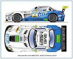 Mercedes-Benz SLS AMG GT 2012