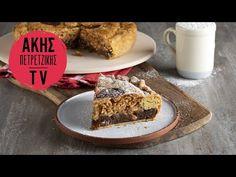 Πίτα με σοκολάτα και καραμελωμένα φουντούκια Επ. 31 | Άκης Πετρετζίκης TV - YouTube