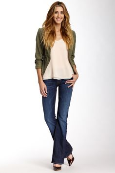 7 For All Mankind | 7 For All Mankind Kimmie Bootcut Jean | Nordstrom Rack
