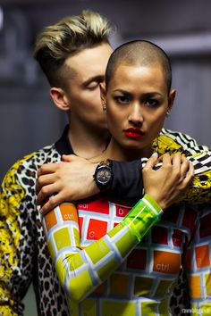 Represent - Micah Gianneli & Jesse Maricic wearing Jeremy Scott for Adidas Originals Fashion Face, Diva Fashion, Fashion Beauty, Fashion Makeup Photography, Micah Gianelli, Revealing Swimsuits, Ideal Beauty, Pose For The Camera, Got The Look