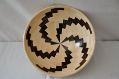 Handcrafted Wood Segmented Decorative Bowl  by wooddesignsbyjed, $239.00