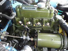 1961 Bugeye with 1275 motor has the light weight aluminum