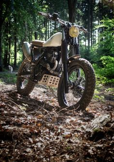 NX650 by Outsiders Motorcycles