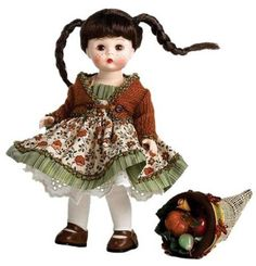 Madame Alexander Harvest Blessings Thanksgiving Doll Have