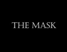 "Check out new work on my @Behance portfolio: ""The Mask"" http://be.net/gallery/44199705/The-Mask"