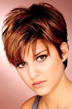 short hair style for women by debracompton123