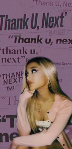 ariana wallpapers thank you, next Ariana Grande Background, Ariana Grande Wallpaper, Beautiful Celebrities, Beautiful People, Divas, Thank U, Music Videos, Celebs, In This Moment
