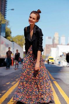 Inspirational Boho Style Outfits The taste of Petrol and Porcelain (11)