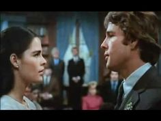 YouTube Love Story 1970 official trailer