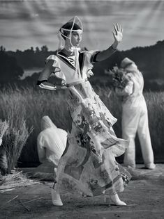 EDITORIAL+FILM: Karlie Kloss in Vogue Italia June 2017 by Ethan James Green — A Future Present —Photography: Ethan James Green, Model: Karlie Kloss, Styling: Patti Wilson, Hair: Shon, Make-Up: Kanako Takase, Set Design: Julia Wagner.