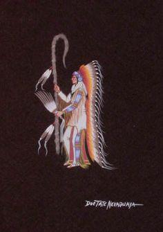 By Doc Tate Nevaquaya Gouach kp American Indian Art, American Indians, Art Market, Artist, Painting, Artists, Painting Art, Paintings, Painted Canvas