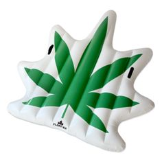 How much more chill can you get.. Marijuana Floatie!