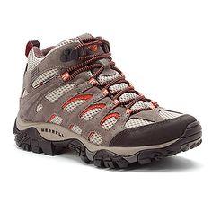 Merrell Men's Moab Mid Waterproof  http://www.gradysoutdoors.com/merrell/merrell-mens-moab-gtx-hiker-style-87323-24166