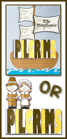 Expository writing resource on the Pilgrims and Wampanoags = F.U.N.!!$