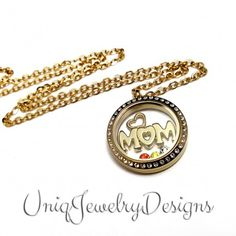#Mom #locket #necklace #mothersday #giftideas #shopping 15% off through Monday ♥ #handmade