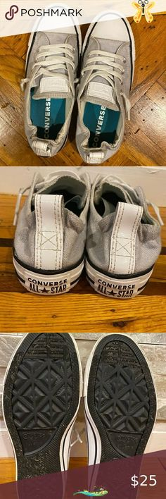 Light Gray slip on Converse All Star Light Gray slip ons. Excellent Used Condition Converse Shoes Sneakers<br> Converse All Star, Converse Shoes, Shoes Sneakers, Modern Family, Fashion Tips, Fashion Trends, Fashion Design, Cool Kids, Slip On