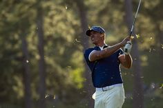 Golf Tips David Leadbetter: Get More Distance Out Of The Ground - 3 power moves the pros make that you don't. Trollface Quest, Brooks Koepka, Troll Face, Golf Tips, The Incredibles, Distance, Baseball Cards, David, Masters