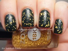 No Nekkid Nails: Zoya Gilty over Sinful Colors Last Chance