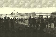 Público em transe religioso, na abertura da Copa 2014...