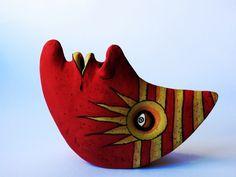 Ceramic sculpture . Bronze sculpture. Inna Olshansky . Art . Israel   Masks