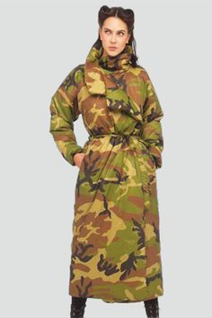 1000 images about coats luv on pinterest camouflage - Norma kamali costumi da bagno ...