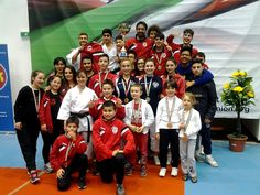Hagakure Perugia Karate vince Gran Prix del Lazio Manuel del Prete