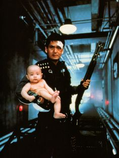 Chow yun fat Hard Boiled, The Killer, the Corruptor definitely for Expendables