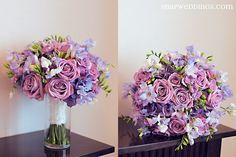 really pretty bouquet arrangement