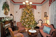 'Tis the Season: 6 Holiday House Tours in Pittsburgh - December 2015 #Pittsburgh #HomeTours #Holidays #ThingstoDo