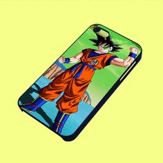 Goku in Namec Planet Phone Case