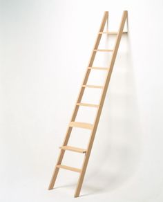 Cecilie Manz - 'The Ladder', a ladder that is also a chair