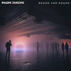#ImagineDragons #RoundAndRound Imagine Dragons, Cool Album Covers, Music Covers, Wayne Sermon, Hippo Campus, Vampire Weekend, Dragon Artwork, Band Pictures, Ghost Hunters