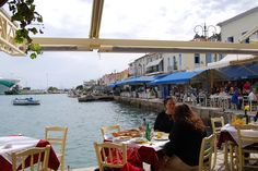 Waterfront, Katakalon, Greece