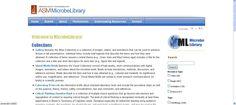 MicrobeLibrary! es una página web de la Sociedad Americana de Microbiología que contiene distintos materiales didácticos (vídeos, animaciones, artículos, etc.) sobre Microbiología.