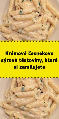 Penne, Pasta Recipes, Dips, Healthy Recipes, Meat, Chicken, Cooking, Super, Food