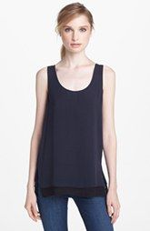Vince Double Layer Tank