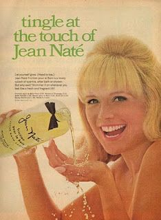 Jean Nate` - my first perfume :) Retro Advertising, Vintage Advertisements, Vintage Ads, Retro Ads, Vintage Items, My Childhood Memories, Sweet Memories, Photo Vintage, Back In My Day