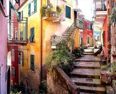 Liguria, La Spezia (province), Cinque Terre ~ Monterosso