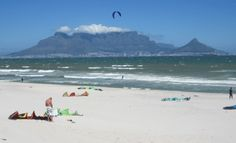 table mountain waves kitesurfing - Google Search