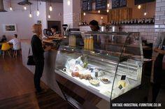 Yorks Bakery Cafe, Food Display Cabinet